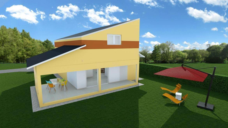 Mod les de construction maisons ego ne cara be for Constructeur maison aude