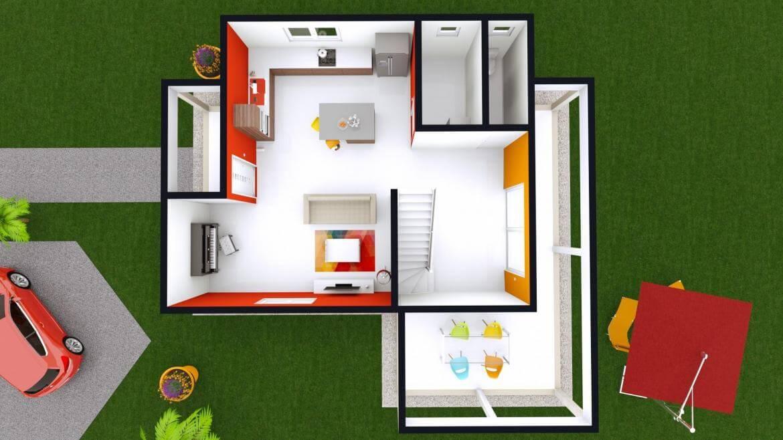 Modèles De Construction Maisons - Egoïne Caraïbe