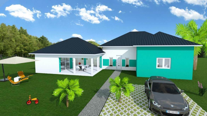 Mod les de construction maisons ego ne cara be for Agence de construction maison
