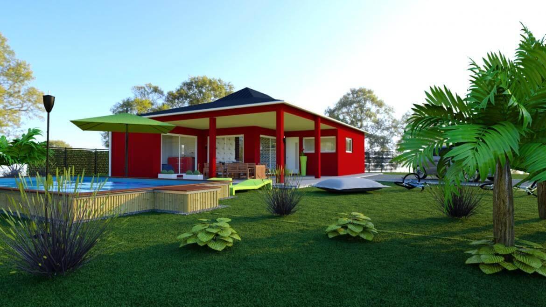 Merveilleux Maison Guadeloupe Tamara ...