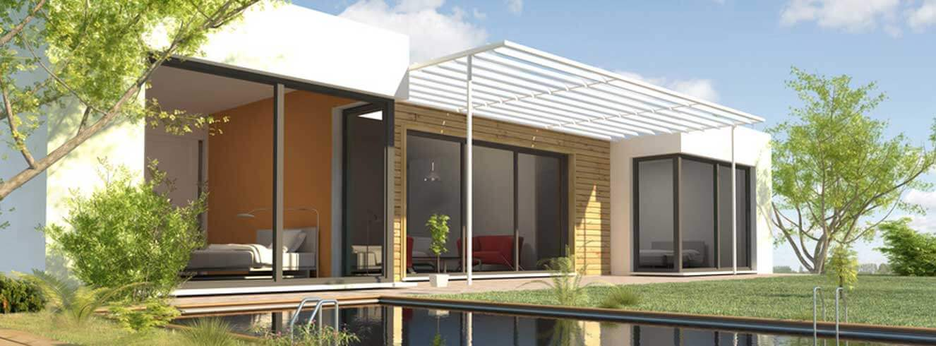 Construction maisons guadeloupe antilles for Construction maison architecte ou constructeur