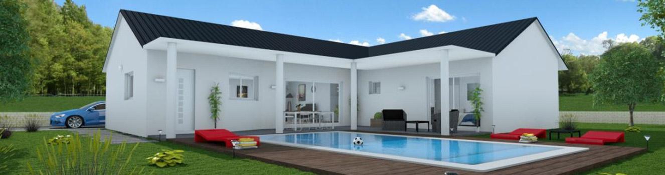 Modele de maison a construire en guadeloupe
